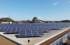 太陽光発電工事実績一覧